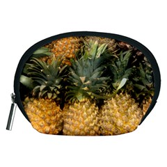 Pineapple 1 Accessory Pouches (medium)  by trendistuff