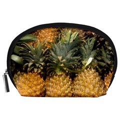 Pineapple 1 Accessory Pouches (large)  by trendistuff