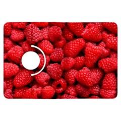 Raspberries 2 Kindle Fire Hdx Flip 360 Case by trendistuff