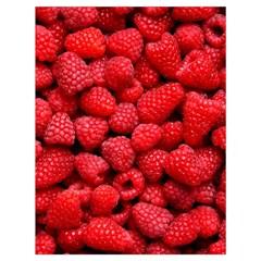 Raspberries 2 Drawstring Bag (large) by trendistuff