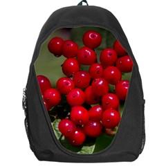 Red Berries 2 Backpack Bag