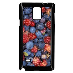 Wild Berries 1 Samsung Galaxy Note 4 Case (black)