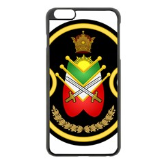 Shield Of The Imperial Iranian Ground Force Apple Iphone 6 Plus/6s Plus Black Enamel Case by abbeyz71