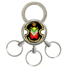 Shield Of The Imperial Iranian Ground Force 3 Ring Key Chains by abbeyz71