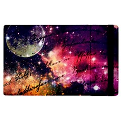 Letter From Outer Space Apple Ipad Pro 9 7   Flip Case