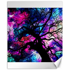 Star Field Tree Canvas 16  X 20   by augustinet