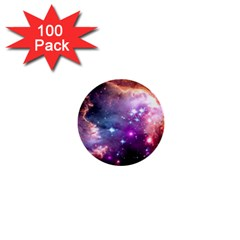 Deep Space Dream 1  Mini Buttons (100 Pack)  by augustinet