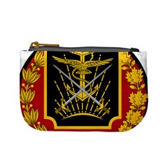 Logo Of Imperial Iranian Ministry Of War Mini Coin Purses by abbeyz71