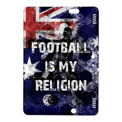 Football Is My Religion Kindle Fire Hdx 8 9  Hardshell Case by Valentinaart