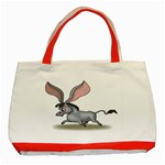 Big ears Classic Tote Bag (Red)