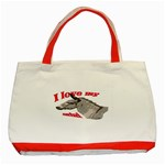 Mini donk Classic Tote Bag (Red)