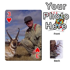 Trophy Cards By Darin Kerr   Playing Cards 54 Designs   Cq1z94nxdlj4   Www Artscow Com Front - Heart3