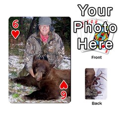 Trophy Cards By Darin Kerr   Playing Cards 54 Designs   Cq1z94nxdlj4   Www Artscow Com Front - Heart6