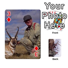 Trophy Cards By Darin Kerr   Playing Cards 54 Designs   Cq1z94nxdlj4   Www Artscow Com Front - Diamond3
