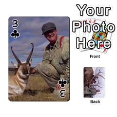 Trophy Cards By Darin Kerr   Playing Cards 54 Designs   Cq1z94nxdlj4   Www Artscow Com Front - Club3