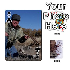 Trophy Cards By Darin Kerr   Playing Cards 54 Designs   Cq1z94nxdlj4   Www Artscow Com Front - Club5