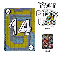 Geschenkt P2 By Jason Spears   Playing Cards 54 Designs   Cev8whi5rtjf   Www Artscow Com Front - Heart2