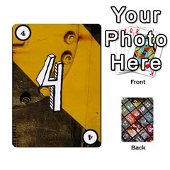 Geschenkt P2 By Jason Spears   Playing Cards 54 Designs   Cev8whi5rtjf   Www Artscow Com Front - Spade5