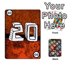 Jack Geschenkt P2 By Jason Spears   Playing Cards 54 Designs   Cev8whi5rtjf   Www Artscow Com Front - DiamondJ