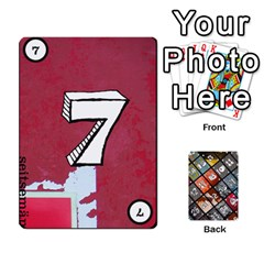 Geschenkt P2 By Jason Spears   Playing Cards 54 Designs   Cev8whi5rtjf   Www Artscow Com Front - Spade8
