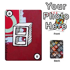 Geschenkt P2 By Jason Spears   Playing Cards 54 Designs   Cev8whi5rtjf   Www Artscow Com Front - Spade9