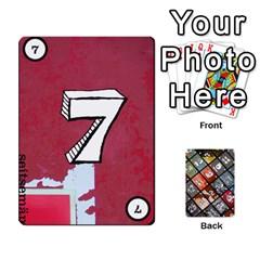 Geschenkt P1 By Jason Spears   Playing Cards 54 Designs   N6mk39sbllvt   Www Artscow Com Front - Spade8