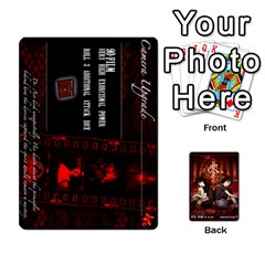 Jack Ff Deck 2 By Joe Fourhman   Playing Cards 54 Designs   Mzyrpn1vofb1   Www Artscow Com Front - ClubJ
