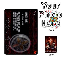Queen Ff Deck 2 By Joe Fourhman   Playing Cards 54 Designs   Mzyrpn1vofb1   Www Artscow Com Front - ClubQ