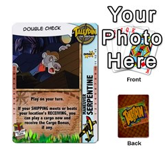 Ts Deck 3 By Joe Fourhman   Playing Cards 54 Designs   Jved4d6qyybz   Www Artscow Com Front - Heart5