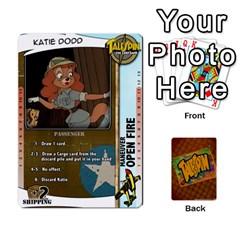 Ts Deck 3 By Joe Fourhman   Playing Cards 54 Designs   Jved4d6qyybz   Www Artscow Com Front - Joker1