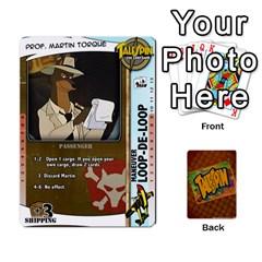 Ts Deck 4 By Joe Fourhman   Playing Cards 54 Designs   Bhq2k8f0f7h3   Www Artscow Com Front - Spade5