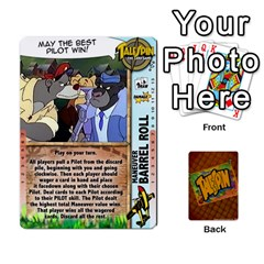 Jack Ts Deck 4 By Joe Fourhman   Playing Cards 54 Designs   Bhq2k8f0f7h3   Www Artscow Com Front - ClubJ
