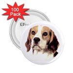 Beagle ^ 2.25  Button (100 pack)