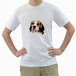 Beagle ^ White T-Shirt