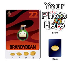 Queen Beanz Deck 1 By Karim Chakroun   Playing Cards 54 Designs   Dbl8hn6ghdpc   Www Artscow Com Front - DiamondQ