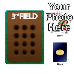 Beanz Deck 3 By Karim Chakroun   Playing Cards 54 Designs   Lclrr6495ha4   Www Artscow Com Front - Spade3