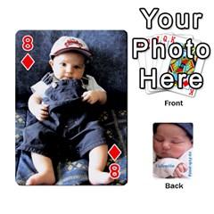 Cartas Valentin 4 By Ana   Playing Cards 54 Designs   Ea95gya0au71   Www Artscow Com Front - Diamond8