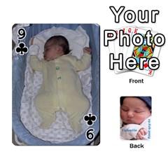 Cartas Valentin 4 By Ana   Playing Cards 54 Designs   Ea95gya0au71   Www Artscow Com Front - Club9