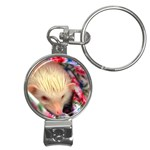 Albino HH Nail Clippers Key Chain