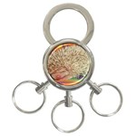Cotty Baby 3-Ring Key Chain