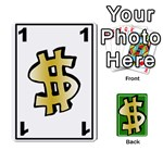 Money Cards - Playing Cards 54 Designs