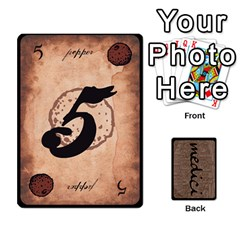 Medici Ttr By Jason Spears   Playing Cards 54 Designs   D9t41ouc0p4n   Www Artscow Com Front - Heart3