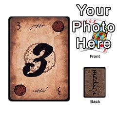 Medici Ttr By Jason Spears   Playing Cards 54 Designs   D9t41ouc0p4n   Www Artscow Com Front - Heart5