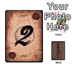 Medici Ttr By Jason Spears   Playing Cards 54 Designs   D9t41ouc0p4n   Www Artscow Com Front - Heart8
