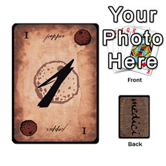 Medici Ttr By Jason Spears   Playing Cards 54 Designs   D9t41ouc0p4n   Www Artscow Com Front - Heart9