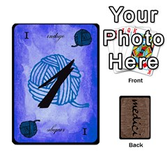 Medici Ttr By Jason Spears   Playing Cards 54 Designs   D9t41ouc0p4n   Www Artscow Com Front - Diamond2