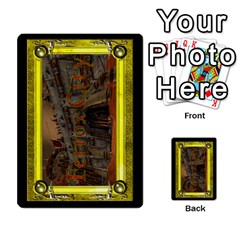 Caves Expansion By Mike Daneman   Multi Purpose Cards (rectangle)   8y4kahqvsdmg   Www Artscow Com Back 15
