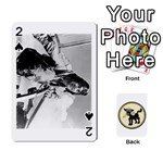 Dads WWII Deck - Playing Cards 54 Designs