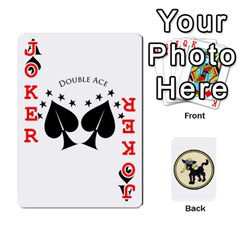 Dads Wwii Deck By Matt   Playing Cards 54 Designs   Lcvgz32n4og0   Www Artscow Com Front - Joker2