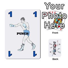 Punch!  By Pamela Tan   Playing Cards 54 Designs   Rbfchl6dwnfd   Www Artscow Com Front - Club2